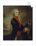 Portrait of Count Artemy Ivanovich Lazarev, 1790s by Johann-Baptist von Lampi the Elder