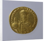Solidus of Leo VI the Wise, 886-912 by Ancient Coins Numismatic