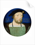 Portrait of King Henry VIII of England by Horenbout