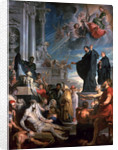 The miracles of Saint Francis Xavier by Pieter Paul Rubens