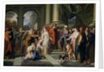 Susannah accused of adultery, 1695-1696 by Antoine Coypel