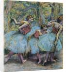 Three Dancers (Trois danseuses) by Edgar Degas