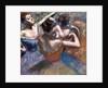 The Dancers by Edgar Degas