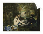 The Luncheon on the Grass, 1863 by Édouard Manet