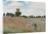Poppy Field by Claude Monet