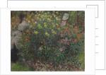 Ladies in Flowers, 1875 by Claude Monet