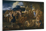 Bacchanal, 1625-1626 by Nicolas Poussin