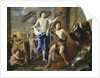 The Triumph of David, 1630 by Nicolas Poussin
