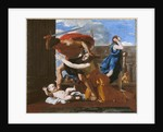 The Massacre of the Innocents, ca. 1628-1629 by Nicolas Poussin