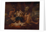 The Infancy of Bacchus, c.1630 by Nicolas Poussin