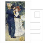 Country Dance (Danse à la campagne), 1883 by Pierre Auguste Renoir