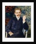 Albert Cahen d'Anvers by Pierre-Auguste Renoir