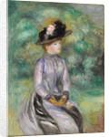 Adrienne by Pierre-Auguste Renoir