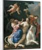 The Rape of Europa, c. 1640 by Simon Vouet