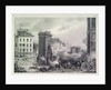 Paris. The July Revolution of 1830, 1830 by Anonymous