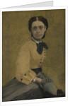 Princess Pauline de Metternich, 1865 by Edgar Degas