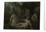 The Four Times of Day: Evening, c. 1740 by Nicolas Lancret