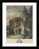 The Balalaika Player, 1765 by Jean-Baptiste Le Prince