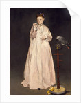 Young Lady in 1866, 1866 by Édouard Manet