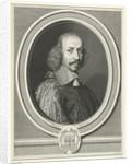 Portrait of Cardinal Mazarin, 1655 by Robert Nanteuil