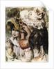 Le Chapeau épinglé (Pinning the Hat) by Pierre-Auguste Renoir