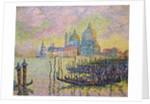 Grand Canal (Venice) by Paul Signac