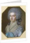 Portrait of Countess Anna Alexandrovna Golitsyna, Baroness Stroganova, 1786 by Johann Bardou