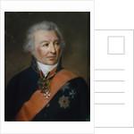 Portrait of Alexander Alexandrovich Sablukov, 1819 by Karl Wilhelm Bardou