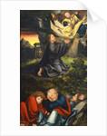 The Agony in the Garden, ca 1518 by Lucas Cranach the Elder