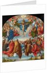 The Adoration of the Trinity (Landauer Altarpiece), 1511 by Albrecht Dürer