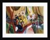 Circus by August Macke