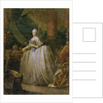 Portrait of Empress Catherine II, 1765 by Heinrich Buchholz