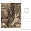 Melencolia I, 1514 by Albrecht Dürer