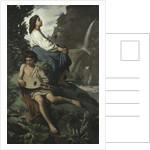 Ricordo di Tivoli, 1866-1867 by Anselm Feuerbach
