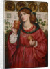 The Loving Cup by Dante Gabriel Rossetti