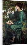 The Day Dream by Dante Gabriel Rossetti