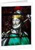 Richard I the Lionheart by Betton & Evans of Shrewsbury
