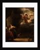The Annunciation, 1655 by Salomon Koninck