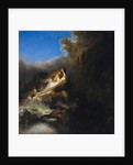 The Abduction of Proserpina, ca 1631 by Rembrandt van Rhijn