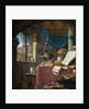 A scholar in his Study by Thomas Wyck
