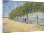Along the Seine by Vincent Van Gogh