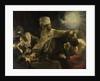 Belshazzars Feast, ca 1637 by Rembrandt van Rhijn