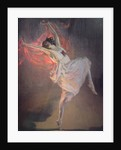 Ballerina Anna Pavlova by Sir John Lavery