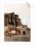 The Kocu Cart, 1870 by Achille Formis