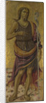 Saint John the Baptist (from Altarpiece: The Virgin and Child with Saints), ca 1475 by Bartolomeo Caporali