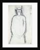 Anna Akhmatova by Amedeo Modigliani