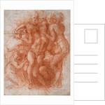 Lamentation by Michelangelo Buonarroti