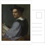 Portrait of a Young Man, ca 1518 by Andrea del Sarto