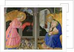 The Annunciation, c. 1440 by Zanobi Strozzi