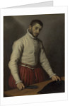 The Tailor (Il Tagliapanni), c. 1565 by Giovan Battista Moroni
